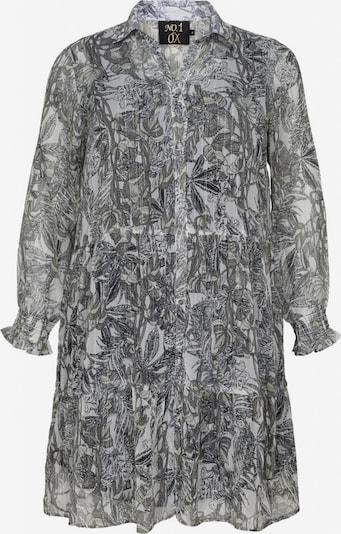 NO.1 by OX Kleid in anthrazit / hellgrau, Produktansicht