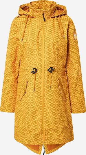 Blutsgeschwister Jacke 'Swallowtail Promenade' in gelb / orange, Produktansicht