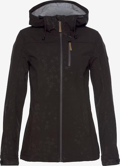 POLARINO Jacke 'Polarino' in schwarz, Produktansicht