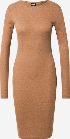 Urban Classics Kleid in hellbraun, Produktansicht