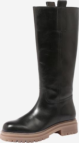 ABOUT YOU Kozaki 'Alexandra' w kolorze czarny