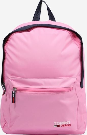 Tommy Jeans Backpack 'CAMPUS' in Navy / Pink, Item view