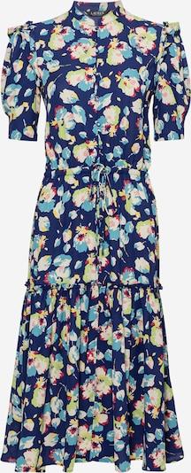 """Palaidinės tipo suknelė iš Lauren Ralph Lauren , spalva - sodri mėlyna (""""karališka"""") / tamsiai mėlyna / šviesiai žalia / pitajų spalva / balta, Prekių apžvalga"""