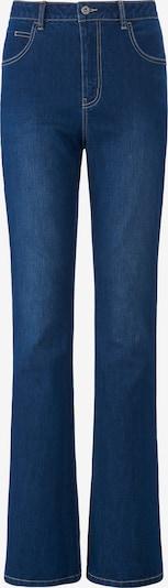 Emilia Lay 5-Pocket-Jeans in blau / blue denim / dunkelblau, Produktansicht