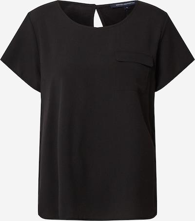FRENCH CONNECTION T-shirt oversize en noir, Vue avec produit