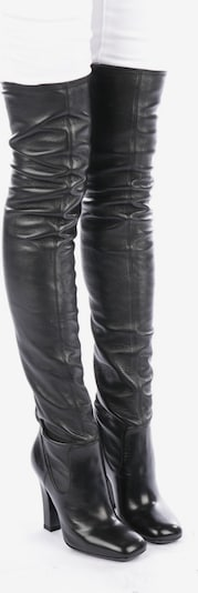 YVES SAINT LAURENT Dress Boots in 36 in Black, Item view