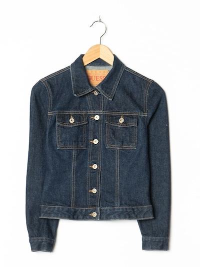 GUESS Jeansjacke in XXS in blue denim, Produktansicht