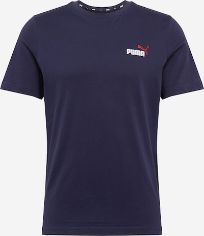 PUMA Sporta krekls 'Embroidery' tumši zils, Preces skats