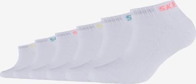 SKECHERS Sneakersocken in weiß, Produktansicht