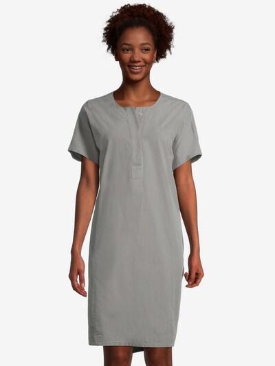 Cartoon Kleid in grau, Modelansicht