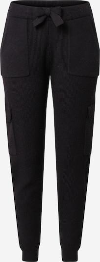 Soft Rebels Cargobroek 'Peach' in de kleur Zwart, Productweergave