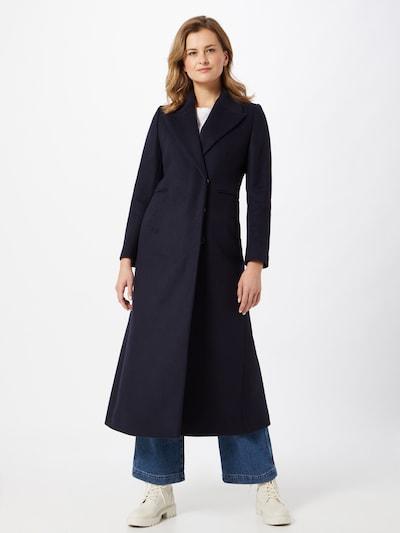 IVY & OAK Manteau mi-saison en bleu marine, Vue avec modèle