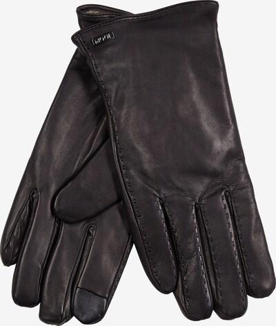 JOOP! Vingerhandschoenen ' Gloves ' in de kleur Zwart, Productweergave