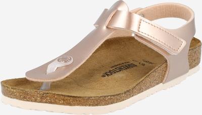 BIRKENSTOCK Sandaalit 'Kairo' värissä pronssi, Tuotenäkymä