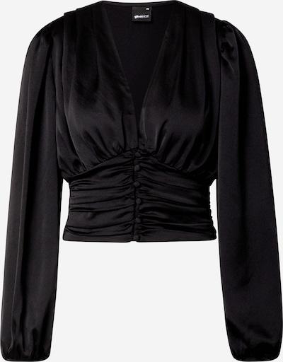Gina Tricot Blus 'Victoria' i svart, Produktvy