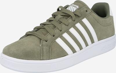 Sneaker bassa 'Court Tiebreak Sde' K-SWISS di colore verde, Visualizzazione prodotti