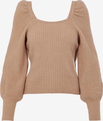Y.A.S Pullover 'Dura' in nude, Produktansicht