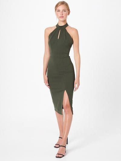 WAL G. Kleid 'JAYNE' in khaki, Modelansicht