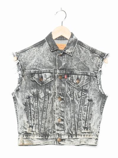 LEVI'S Jeansweste in S in grey denim, Produktansicht