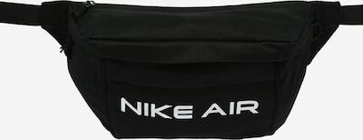 Nike Sportswear Pojasna torbica u crna / bijela, Pregled proizvoda
