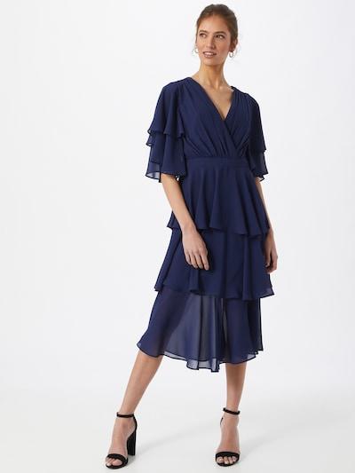 TFNC Společenské šaty 'GIANA' - tmavě modrá, Model/ka