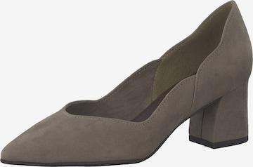 MARCO TOZZI - Zapatos con plataforma en gris