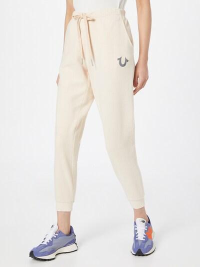 True Religion Pantalón en beige, Vista del modelo