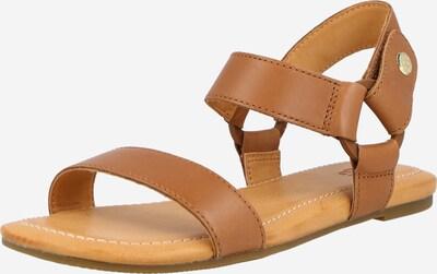 UGG Sandalen met riem in de kleur Beige, Productweergave