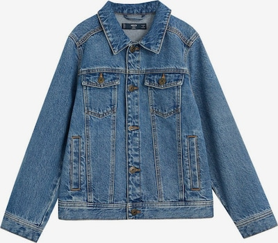 MANGO KIDS Jacke 'John' in blue denim, Produktansicht