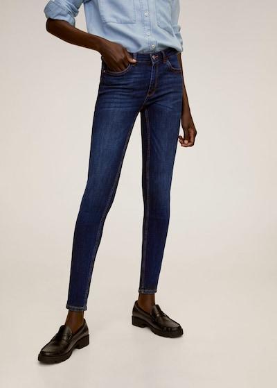 MANGO Jeans 'Kim' in dunkelblau, Modelansicht