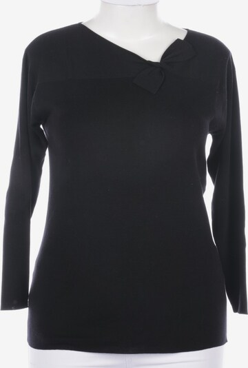 PAULE KA Pullover / Strickjacke in XL in schwarz, Produktansicht
