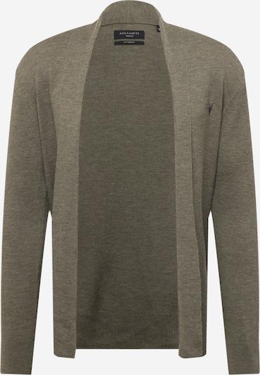AllSaints Strickjacke in khaki, Produktansicht