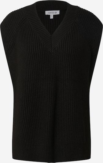 EDITED Pullunder 'Brooklyn' in schwarz, Produktansicht