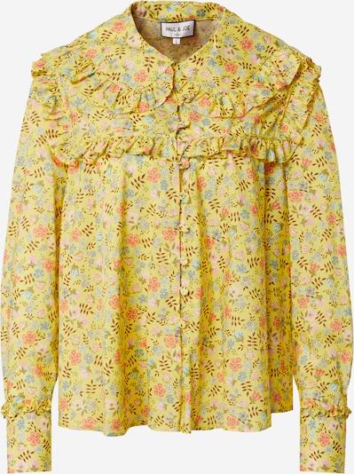 PAUL & JOE Bluse 'SALMA' in gelb / mischfarben, Produktansicht