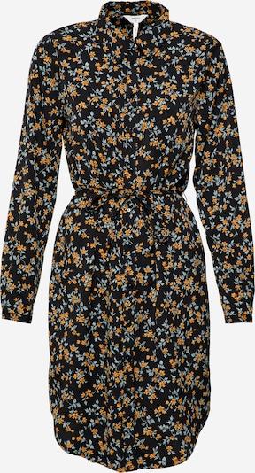 OBJECT Sukienka koszulowa 'OBJNINA' w kolorze pastelowy zielony / pomarańczowy / czarnym, Podgląd produktu