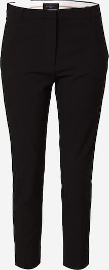 FIVEUNITS Broek 'Angelie Split' in de kleur Zwart, Productweergave