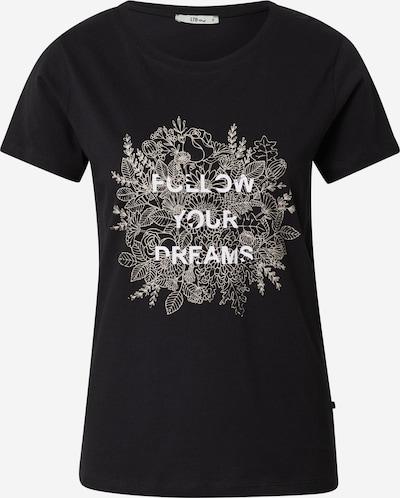 LTB Tričko 'NAZECI' - pudrová / černá / bílá, Produkt