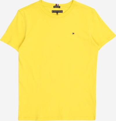 TOMMY HILFIGER T-Shirt en jaune, Vue avec produit