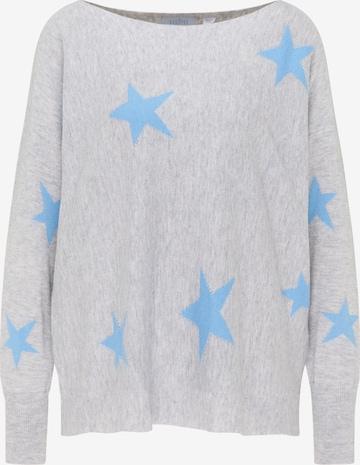 usha BLUE LABEL Sweater in Grey