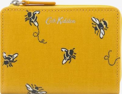 Cath Kidston Geldbörse in gelb / senf / schwarz / weiß, Produktansicht