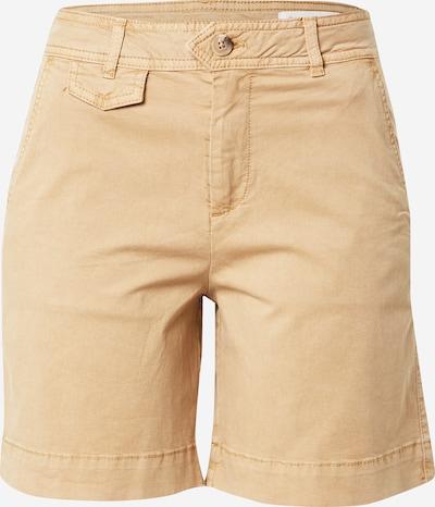 """""""Chino"""" stiliaus kelnės iš s.Oliver, spalva – smėlio spalva, Prekių apžvalga"""