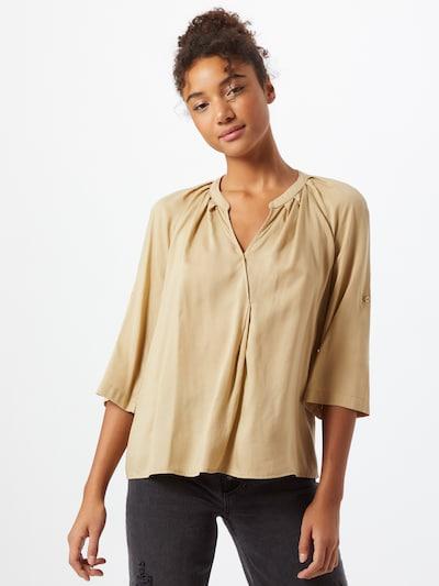 Bluză UNITED COLORS OF BENETTON pe bej, Vizualizare model