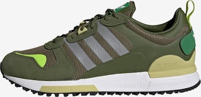 Sneaker alta ADIDAS ORIGINALS di colore grigio / cachi / mela, Visualizzazione prodotti