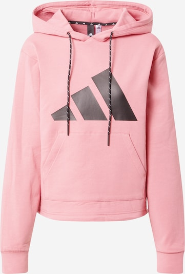 ADIDAS PERFORMANCE Sports sweatshirt in Pink / Black, Item view