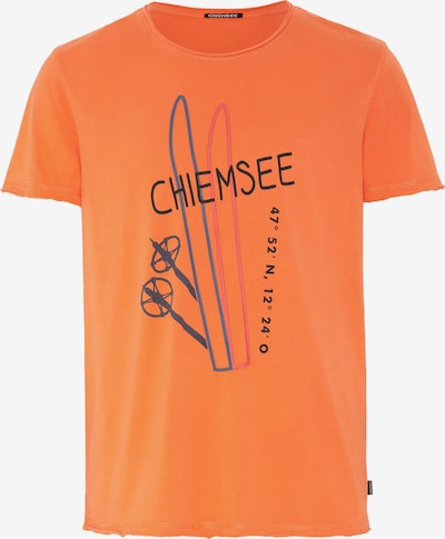CHIEMSEE Funkcionalna majica 'HIMALCHULI' | modra / oranžna / roza / črna barva, Prikaz izdelka