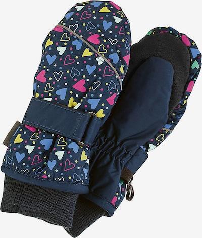 STERNTALER Handschuhe in blau / mischfarben, Produktansicht