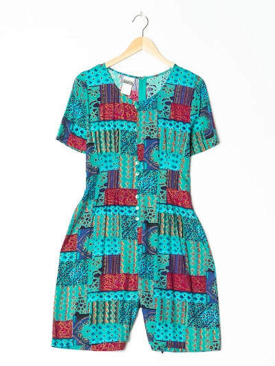 Basic Editions Playsuit in M in türkis, Produktansicht