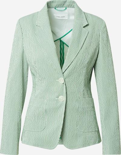 GERRY WEBER Blazer in hellgrün / weiß, Produktansicht
