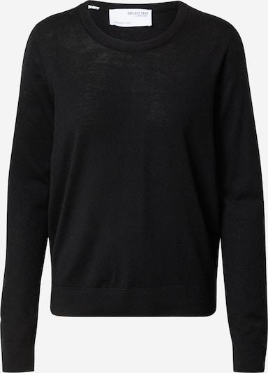SELECTED FEMME Sweter 'MAGDA' w kolorze czarnym, Podgląd produktu