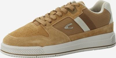 CAMEL ACTIVE Sneaker 'Wyre' in braun / weiß, Produktansicht